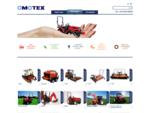 Branson mini traktoriai Omotex raquo; Branson traktoriai - Omotex