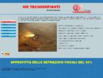 Progettazione ed installazione di impianti elettrici, fotovoltaici, antintrusione