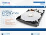 Recuperacion de datos en México