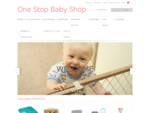 One Stop Baby Shop Home Page | Babies Products | Online Baby Store