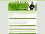 online sazka jak vyhrávat na internetu... tipování, sázení, sázkové kanceláře na webu
