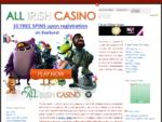 Online Casino News, Games Free Casino Online IE