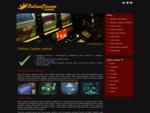 Online Casino mánie Online zábava, kasinové hry na internetu
