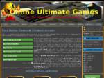 Ultimate Games | Play online games in our arcade website