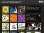OPACELICA - oblikovalski studio, oblikovanje celostne grafične podobe podjetij, letakov, vizitk,