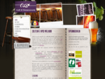 Meer dan een café alleen optredens, bierdegustaties en volksspelen bij OPCD in Ardooie - Gal