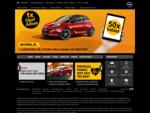Opel Polska - nowe samochody osobowe i dostawcze, oferta, promocje, cenniki - Opel. pl