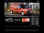 Opel Srbija - Opel novi putnički automobili komercijalna vozila