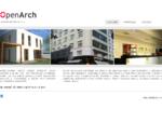 Projektování staveb | OpenArch Projektování staveb
