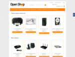 OpenShop - Hardware Software Service