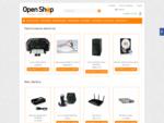 OpenShop - Hardware Software Service