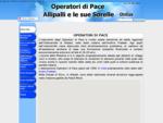Home Page - Operatori di Pace