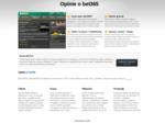 Opinie o Bet365 | Recenzja | Promocje | Bonusy | Bukmacher