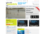 Oporto Excentric Surf Camp Kite Camp Hostel Porto Wake Camp Portugal - Oporto Excentric