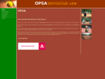 OPSA tennisclub Het Rooi Berchem