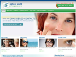 Optometrist Melbourne | Spectacles | Contact Lenses | Sun Glasses | Eye Test - Melbourne, Ringw