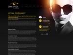 Optika Poděbrady, Dioptrické brýle, Ray-Ban, Kontaktní čočky, Měření zraku