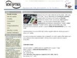 OČNÍ OPTIKA BENEŠOV s. r. o. | Úvodní stránka | brýle, brýlové obruby, brýlové čočky, sluneční