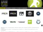 Rahbek Graphic - Design af logo og visuel profil