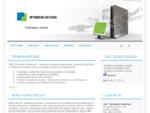 Optimalios sistemos - Kompiuteriai, kompiuterių priežiūra ir aptarnavimas