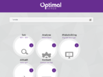 Optimal Norge AS | Sà¸k, Analyse Og Webutvikling