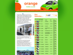Orange Motor Company Whakatane - Specialising in good quality vehicles up to $20, 000, trade ins .