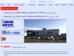 Hauptseite OrderShop, Wir sind seit 34 Jahren ein Reifen- Fach- und Vulkaniseurmeisterbetrieb.