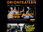 Orionteatern - Katarina Bangata 77, Stockholm