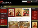 Βυζαντινές Εικόνες | Εικόνες Αγίων | Κατάστημα Πώλησης Orpheus Gallery