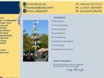 Herzlich willkommen in der Orthopädischen Praxisgemeinschaft Viktualienmarkt