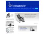 Ortoreparacion | Reparación Ortopedia sillas de ruedas, grúas eléctricas, camas eléctricas y mat