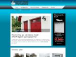 Bygg o Portservice - Montering av garageportar från Clopay samt dörrar fönster från Osbydörren