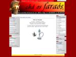 Loja de Chá - Os Faraós - Faro