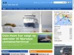 Forsiden - Oslo Havn