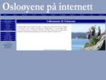 Osloøyene på internett