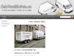 Varebilutleie Oslo | Lei flyttebil - OsloVarebilutleie