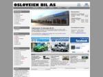 MazdaHyundaibruktbil - AskimØstfold - Osloveien Bil AS, din lokale bilforhandler