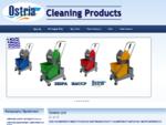 Επαγγελματικά Καθαριστικά Προϊόντα Χονδρική-Λιανική Ostria