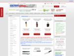 Znajdziecie u nas szeroką ofertę scyzoryków i noży szwajcarskich (scyzoryki wojskowe, scyzoryki ofi