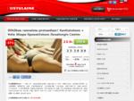 Ostulaine. ee - massaaž, manikuuml;uuml;r, pedikuuml;uuml;r, depilatsioon, juuksur, ripsmed, k