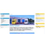 Osterøy Transport AS - Persontransport - Containerutleie – Salgprodukter - Forside