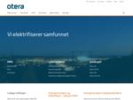 Forside - Otera
