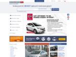 Kup i sprzedaj samochód lub motocykl w najlepszym serwisie internetowych ogłoszeń motoryzacyjnych!