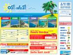 Ost-West Reisen - отдыхайте лучше всех!