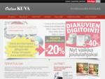 Oulun Kuva bull; Kuvatuotteet, kamerat, passikuvat - Etusivu