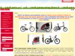 Outdoor Activity Trading Weehoo iGO aanhangfietsen en fietskarren AGOGS elektrische fietsen Be