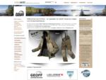 GEOFF Anderson Shop | Bekleidung für Outdoor Angeln Bergsport Jagd