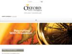 Oxford International Ltd.