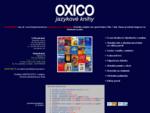 OXICO - jazykové knihy