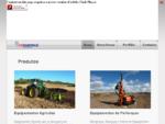 Materiais para sondagens e perfuração de solos